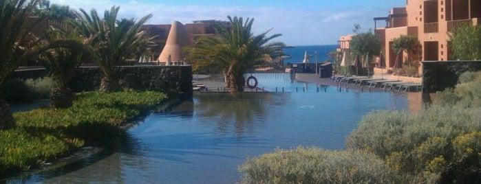 Sandos San Blas Nature Resort & Golf is one of Orte, die Veronica gefallen.
