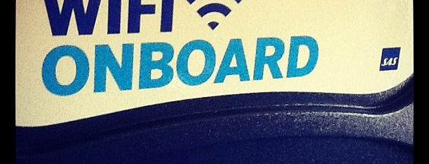 Alta Lufthavn (ALF) is one of Free WiFi Airports 2.