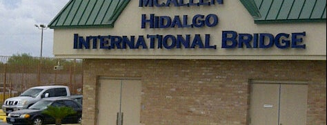Puente Internacional Reynosa - Hidalgo is one of Ma. Elenaさんのお気に入りスポット.