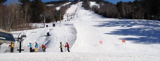 Cranmore Mountain Resort is one of Ski Resorts ⛷.