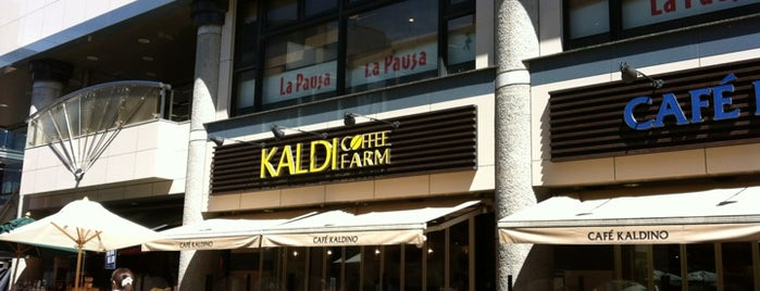 KALDI COFFEE FARM is one of Posti che sono piaciuti a Kaoru.