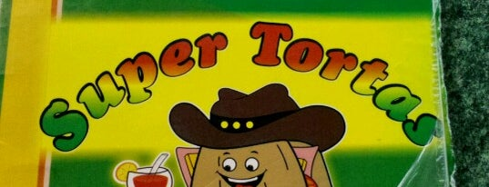 Super Tortas is one of สถานที่ที่ Oscar ถูกใจ.