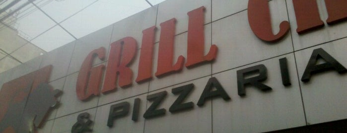 Grill Churrascaria e Pizzaria is one of Ios publicidades.