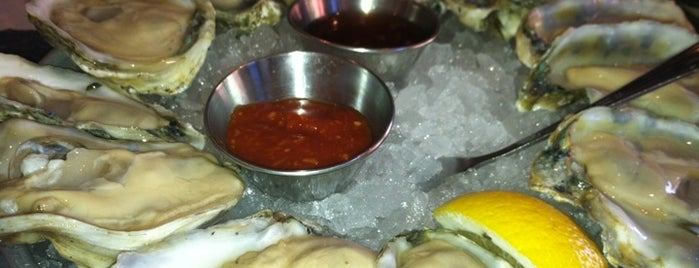 Pearl Dive Oyster Palace is one of District of Oysters.