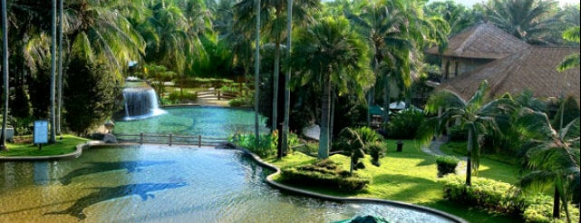 Cyberview Lodge Resort & Spa is one of Follow me to go around Asia.