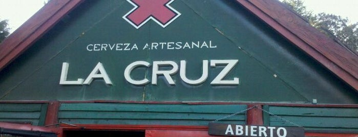 La Cruz Cerveza Artesanal is one of Patagônia Argentina.