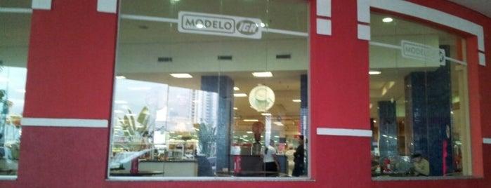 Supermercado Modelo is one of Cuiaba MT.