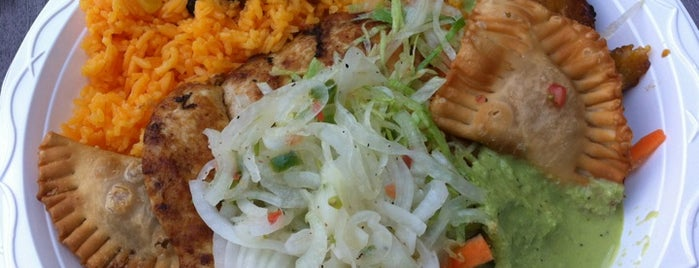 Sophie's Cuban Cuisine is one of cheap eats - NY airbnb.