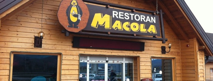 Restoran Macola is one of Ante 님이 저장한 장소.