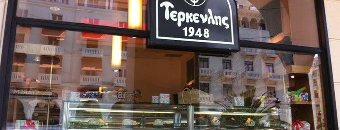 Τερκενλής is one of Faves.