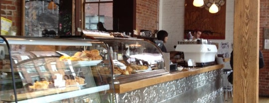 Dark Horse Espresso Bar is one of CoffeeGuide..