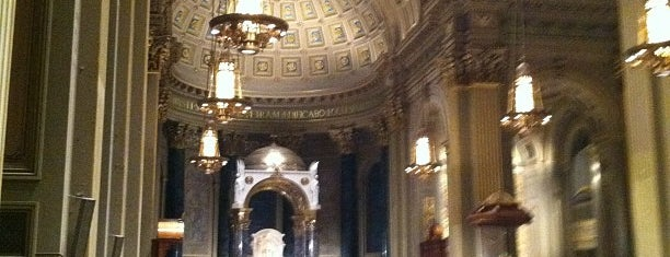 Cathedral Basilica of Saints Peter & Paul is one of Best places to visit in the Philadelphia area.
