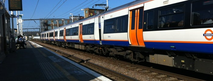 Kentish Town West London Overground Station is one of Del : понравившиеся места.
