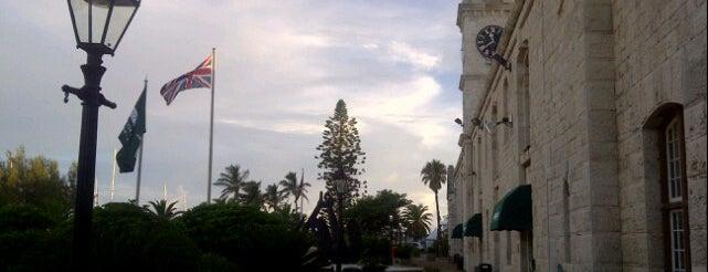 Clocktower Mall is one of Orte, die Dawn gefallen.