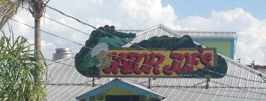 Gator Joe's Beach Bar & Grill is one of Posti che sono piaciuti a tara.