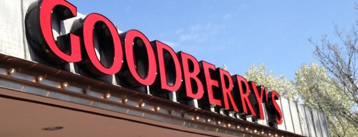 Goodberry's Frozen Custard is one of Raleigh Favorites.