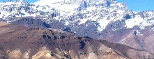 Parque Provincial Aconcagua is one of Seven Summits: Tops Of The World.