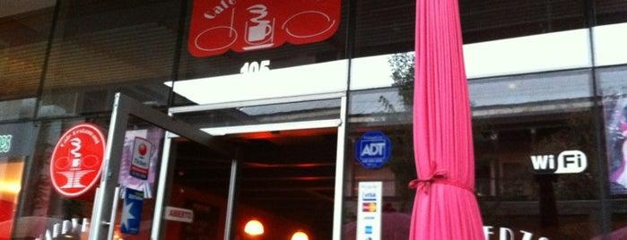 Café Duo is one of Ruta de cafés, sandwich, almuerzos.