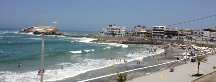 Punta Hermosa is one of Lima.