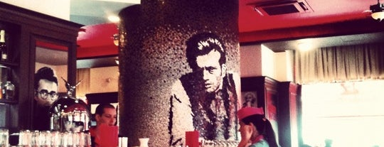 James Dean Prague is one of Gespeicherte Orte von Galina.