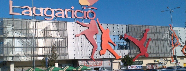 OC Laugaricio is one of MALLS/SHOPPING CENTERS in Slovakia.