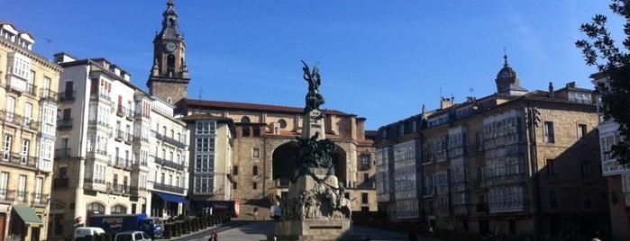 Vitoria-Gasteiz para visitantes