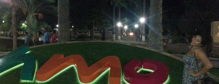 Parque Madero is one of Locais curtidos por Fernanda.