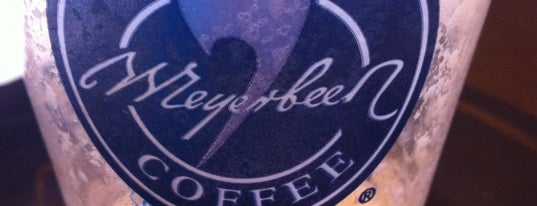 Meyerbeer Coffee is one of Sandyさんの保存済みスポット.