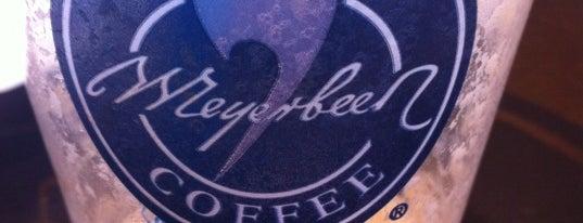 Meyerbeer Coffee is one of Gespeicherte Orte von Sandy.