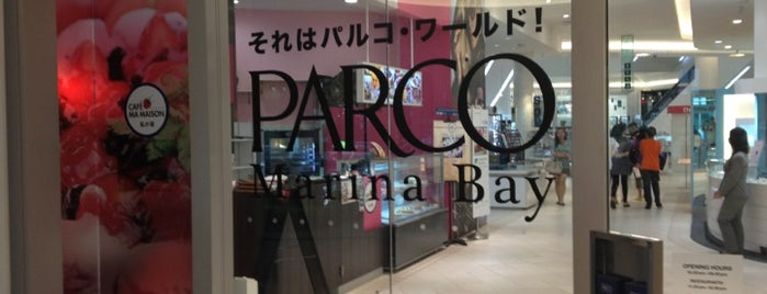 PARCO is one of All-time favorites in Singapore.