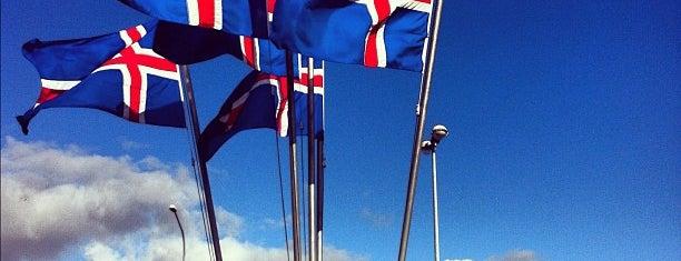Arnarhóll is one of Reykjavík City Guide.