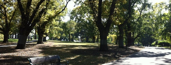 Flagstaff Gardens is one of MEL.