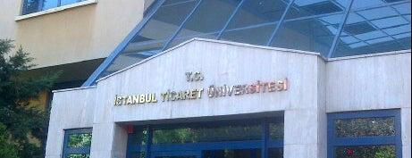 İstanbul Ticaret Üniversitesi is one of İstanbul'daki Üniversite ve MYO'ların Kampüsleri.