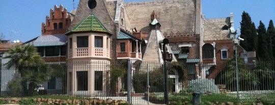 Musei di Villa Torlonia - Casina Delle Civette is one of #invasionidigitali 2013.