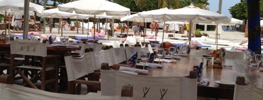 Nikki Beach Miami is one of Best Miami Nightclubs.