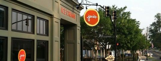 Jeni's Splendid Ice Creams is one of Guide to Powell's best spots.