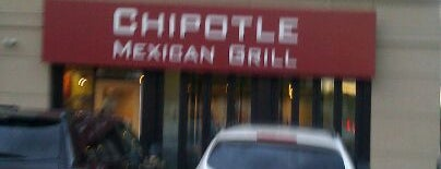 Chipotle Mexican Grill is one of Tempat yang Disukai Said.