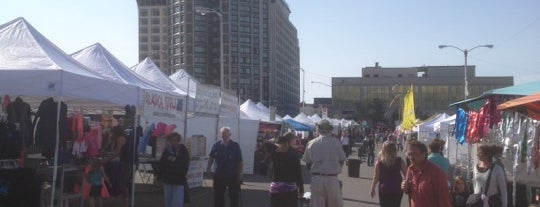 Anchorage Downtown Market & Festival is one of Alaska.