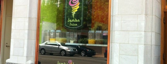 Jamba Juice is one of Guide to Evanston's best spots.