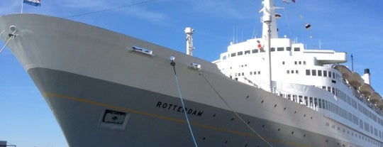 ss Rotterdam is one of Europe Point of Interest.
