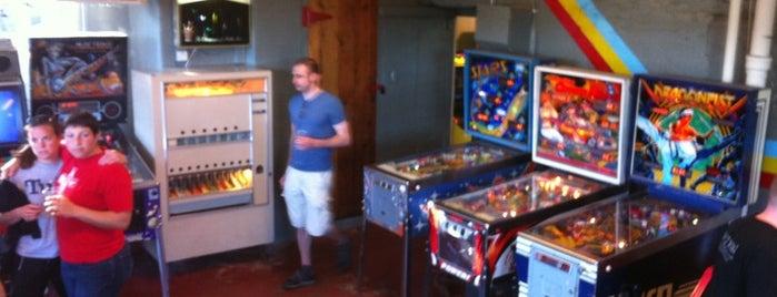 Add-a-Ball Arcade is one of Boozin'.