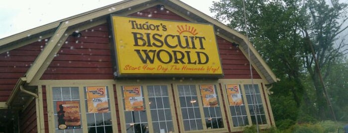 Tudor's Biscuit World is one of New River Gorge.