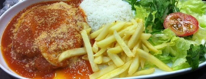 Med Maria Bar e Restaurante is one of Locais curtidos por Rodrigo.