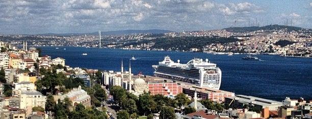 Karaköy is one of Istanbul.