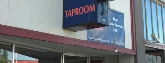 Barhop Brewing & Taproom is one of WABL Passport.