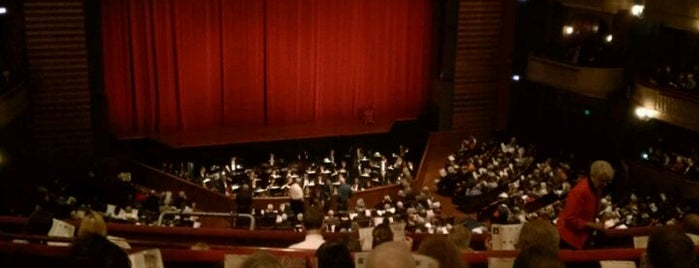 Ordway Center for the Performing Arts is one of Minneapolis & St Paul Music & Event Venues.