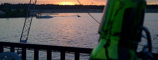 Wasserskipark Zossen is one of Brandenburg Blog.