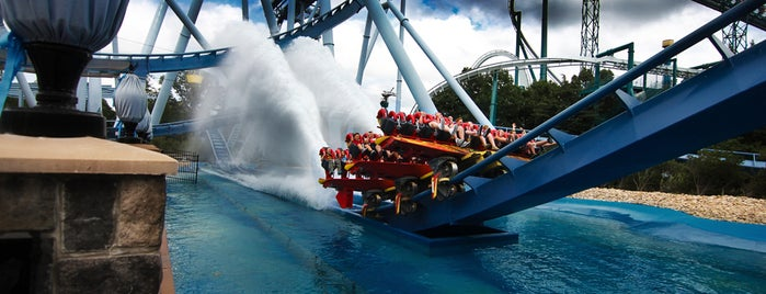Busch Gardens Williamsburg is one of The Most Popular Theme Parks in U.S..