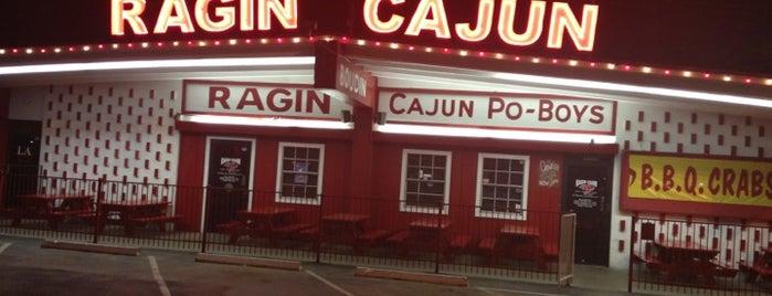 Ragin Cajun is one of Tasty Treats in Houston.