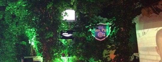 Pool Pub is one of Gidilesi, gittiğinde sevilesi Ankara mekanları.
